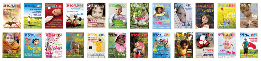 Special Kids Back Dated Copies