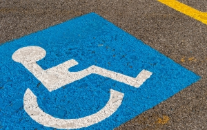 Disability Parking - It's Ours!
