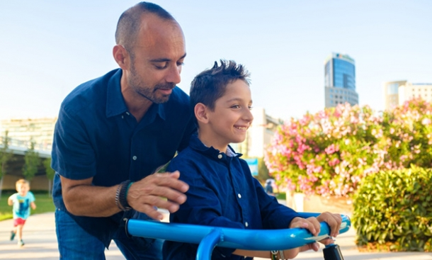A Special Needs Dad's Viewpoint