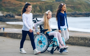 Quick Tips on choosing the right Wheelchair for your child.