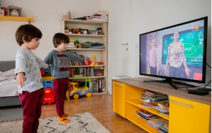 My Kids are on Screens All Day: Is that Okay?