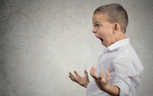 'I wish We'd Never left the House...' - managing tantrums in public