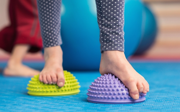 Flat Feet in Children: What it is and How to Fix